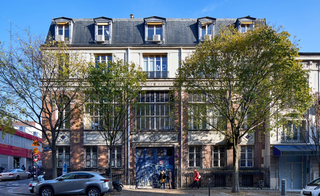 64 avenue Parmentier_Data Architectes